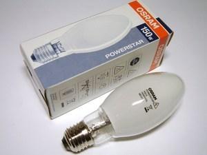 <p> Metallhalogeniidlamp 150 W, Powerstar HQI-E 150W/WDL/CO, Osram, 433998</p>