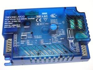 <p> Elektrooniline drossel 1 x 11/13 W, Tridonic Atco, PCA 1/11/13 TCD Excel one4all, 22084724</p>