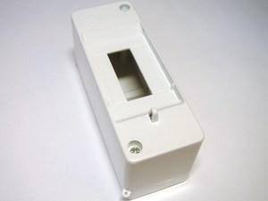 <p> Elektrikilp pinnapealne 2 moodulit, Elektro-Plast, S-2, 0639-00</p>