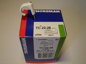 <p> Ostan kaablikinnitus naelklambreid 22-26 mm.</p>
