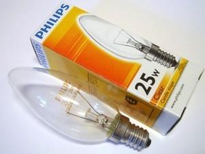 <p> Hõõglamp 25 W, Philips, 075846</p>