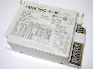 <p> Elektrooniline drossel 1x18-42 W või 2x18-26 W, Tridonic PC 1/2x26-42 TC PRO, 22176408</p>