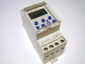 <p> Программные часы Theben TR 610</p>