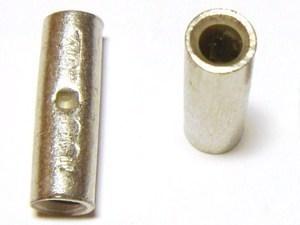 <p> Alumiiniumist kaablijätkuhülss 240mm², XMAC 22, Nokia</p>