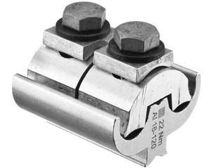 <p> Hargnemisklemm Al/Al 16-120 mm², Ouneva, VF01-0003, 5040366</p>