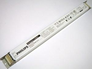 <p> Elektrooniline ballast 1 x 35/49/80 W / 1 x ECO 32/45/73 W, Philips, HF-Ri TD I 35/49/80 TL5 E+, 9137006957</p>