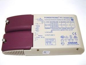<p> Ostan elektroonilisi ballaste 70 W</p>