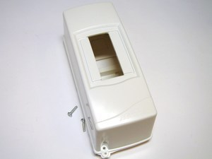 <p> Elektrikilp pinnapealne 2 moodulit, Mutlusan electric, Meksbox</p>