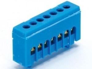 <p> Nulllatid sinised, isoleeritud</p>