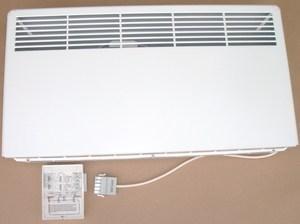 <p> Elektriradiaator Beta 750W, 230V, Ensto, EPHBE07B</p>