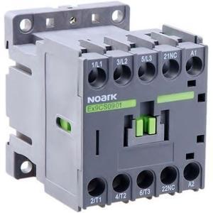 <p> Kontaktor 3-faasiline 20A(13kW), Ex9CS0901, Noark, 101015</p>