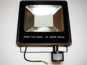 "<p> <span style=""color: #ff0000"">LED</span> prozektor 200 W, liikumisanduriga</p>"