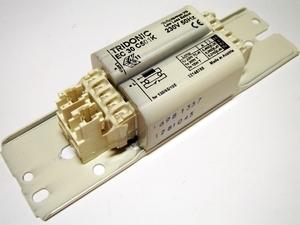 <p> Drossel 22/30W või 2x15W, EC 30 C501K, Tridonic, 22148755</p>