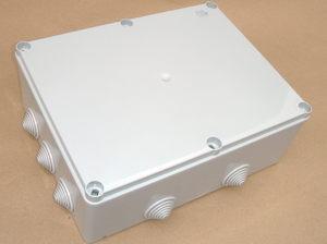 <p> Plastik pinnapealne montaažikarp 323x251x117mm, ABB, 1SL0828A00</p>