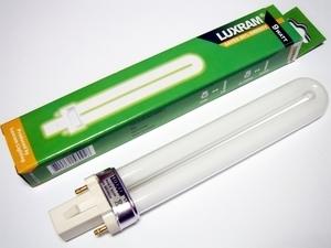 "<p> Kompakt-luminofoorlamp 9 W, Luxram Bona-S, 9W/840/G23, <span style=""color:#ff0000;"">2-PIN</span>, 608823091</p>"