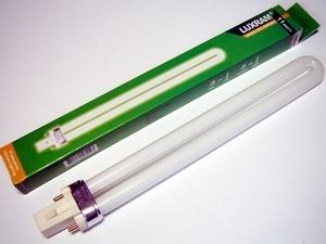 Kompakt-luminofoorlamp 11 W, Luxram Bona-S, 11W/840/G23,  2-PIN , 608823111