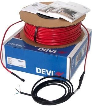 Ostan küttekaablit Deviflex 990 W, 100 m, 230 V, DTIP-10 W/m, 140F1228