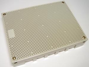<p> Pinnapealne harukarp 200x150x40 mm, Gewiss, GW42001</p>