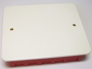 <p> Kipsplaadi/kiviseina harutoos 160x130x45mm, Gewiss, GW48405</p>