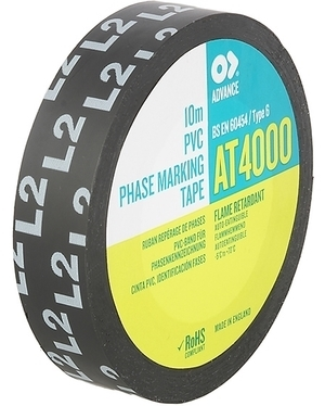 <p> Elektriteip 15mmx10m, must, märgistatud L2</p>