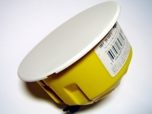 <p> Kipsplaadi harutoos Ø80x45mm, IMT 351601, Schneider Electric</p>