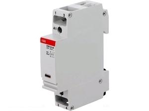 Moodulkontaktor 2-faasiline 20A(4kW), ESB 20-20, ABB, GHE3211102R0001