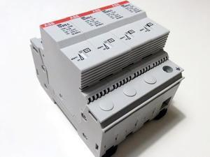 <p> Liigpingepiirik tüüp 2, OVR 4L-15-275 P, ABB, 2CTB813853R6000</p>