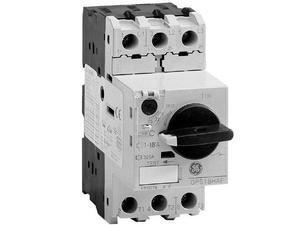 <p> Mootorikaitselüliti 3-faasiline 1 - 1,6A, General Electric, GPS1BHAF, 101239</p>
