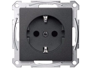 <p> Süvispaigaldusega pistikupesa Schneider Electric (sari - Merten/System M) MTN2300-0414</p>