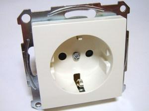 <p> Süvispaigaldusega pistikupesa Schneider Electric (sari - Merten) MEG2300-0319</p>