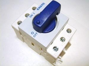 Moodul-pöördlüliti 3-faasiline 125A, KSM3.125, Ensto