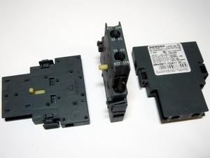 Abikontaktid küljele 1NO+1NC, Siemens, 3RH2911-1DA11