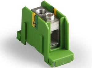 Hargnemisklemm 50 mm², ko/ro, KE 86.1YG, Ensto