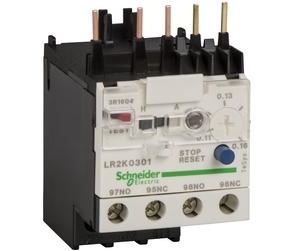 Termokaitse 0,23 - 0,36A, LR2K0303, Schneider Electric, 023037