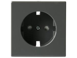 Keskplaat ABB (sari - Impressivo), 20EC-85, 2TKA000665G1, süvispaigaldusega pistikupesa sisule