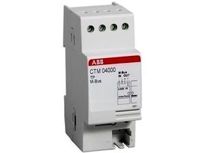 <p> Moodulelektriarvestite ABB näitude kauglugemissüsteem M-Bus Adapter, CTM 04000, 2CMA137090R1000</p>