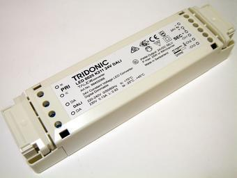"<p> Электронный <span style=""color: #ff0000"">LED</span> трансформатор 25Вт, 24В, Tridonic, LED 0025 K211 24V DALI, 86455066</p>"