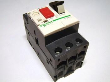 <p> Mootorikaitselüliti 3-faasiline 6 -10A, Schneider Electric, GV2ME14, 034313</p>