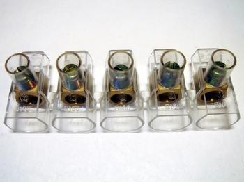 <p> Klemmliist 16 mm², 5 osa, Gewiss, GW44664</p>