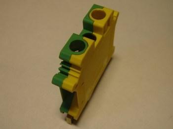 <p> Ostan riviklemme 4 mm², halle, siniseid ja kolla-rohelisi</p>
