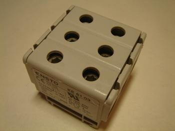 <p> Ostan riviklemme 3-faasilisi 50 mm², halle</p>