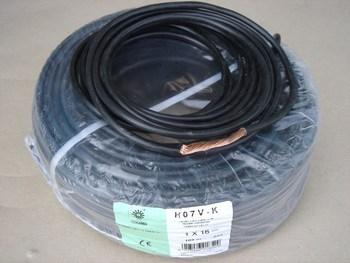 <p> Vask juhe 16 mm², must, kiuline</p>
