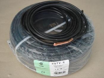 <p> Оstan juhet 16 mm², musta, pruuni, sinist</p>