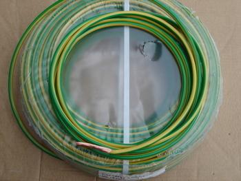 <p> Оstan juhet 25 mm², musta, pruuni, sinist ja kolla-rohelist</p>