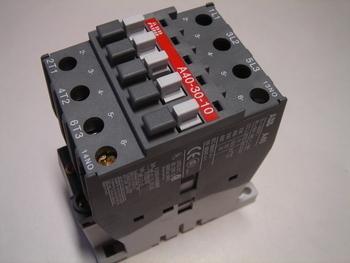 <p> Ostan kontaktoreid 3-faasilisi 115A, AF63, ABB</p>