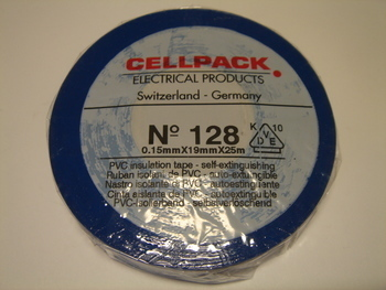 <p> Ostan elektriteipe 19mmx25m, siniseid</p>