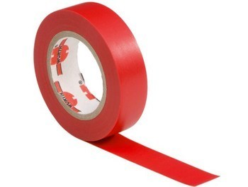 <p> Изолента 15ммx10м, красная</p>