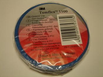 <p> Ostan elektriteipe 15mmx10m, siniseid</p>