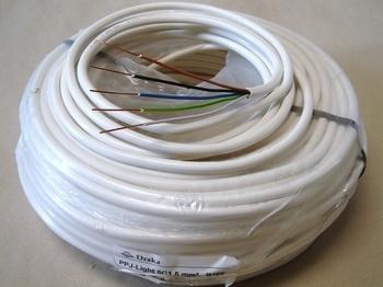 <p> Vaskkaabel 5 G 1,5 mm², XYM-J, Draka, Keila Cables</p>