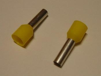 <p> Ostan isoleerituid otsahülse 6mm²</p>